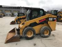 Equipment photo CATERPILLAR 246D CHARGEURS COMPACTS RIGIDES 1