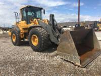 Equipment photo VOLVO CONSTRUCTION EQUIPMENT L110F WHEEL LOADERS/INTEGRATED TOOLCARRIERS 1
