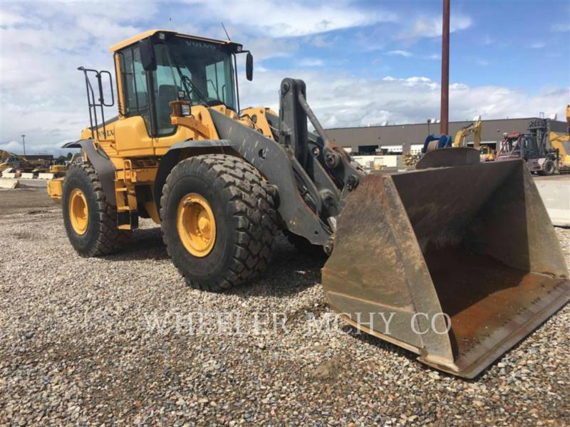 VOLVO CONSTRUCTION EQUIPMENT WHEEL LOADERS/INTEGRATED TOOLCARRIERS L110F equipment  photo 1