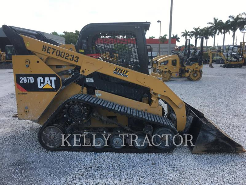 CATERPILLAR MULTI TERRAIN LOADERS 297D equipment  photo 6