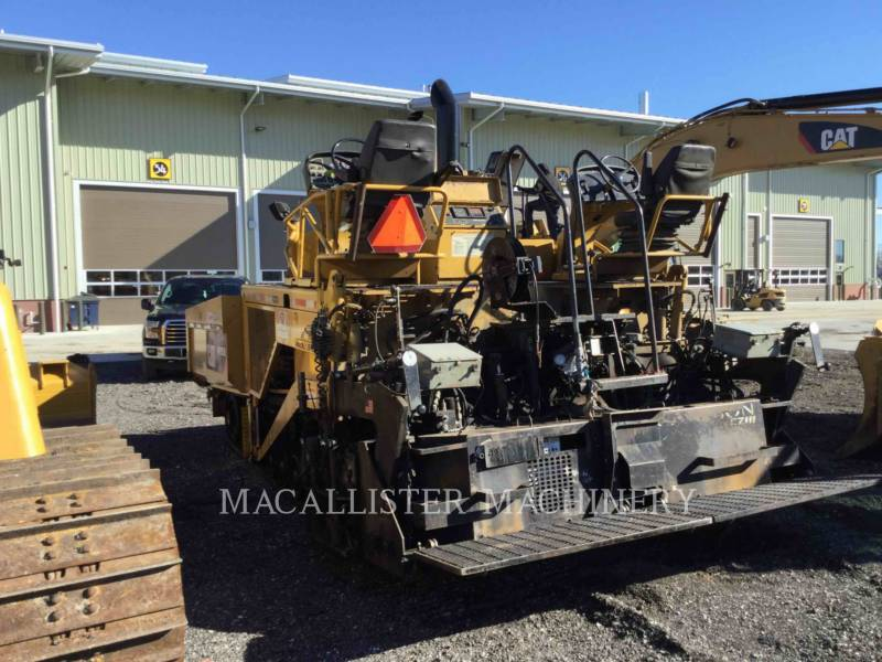 Caterpillar BETONIERE DE ASFALT AP-1055D equipment  photo 5