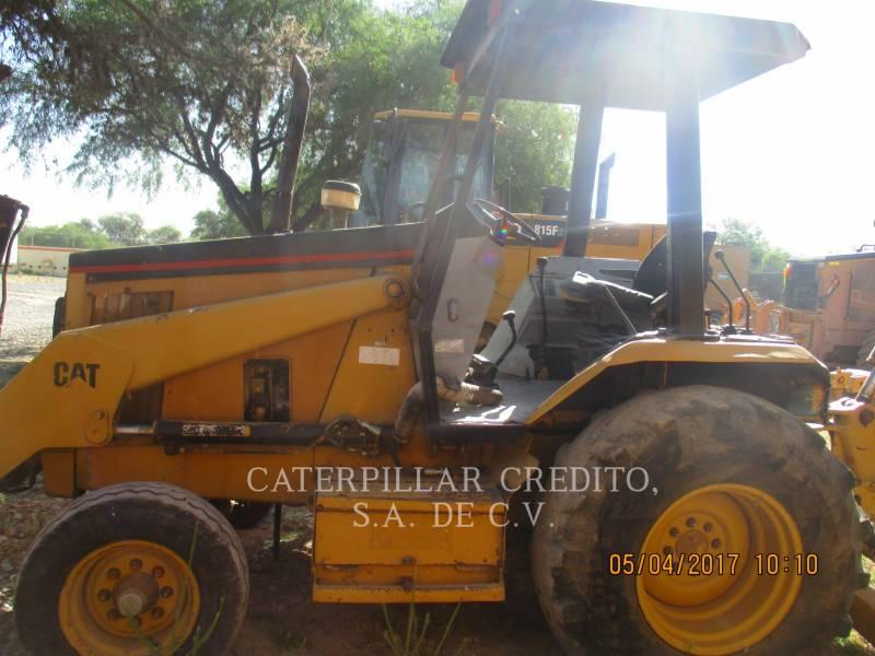 CATERPILLAR BACKHOE LOADERS 426B equipment  photo 8