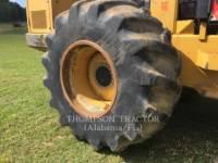 CATERPILLAR FORESTRY - FELLER BUNCHERS - WHEEL 573C equipment  photo 2