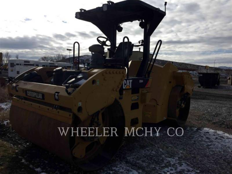 CATERPILLAR COMPACTEURS TANDEMS VIBRANTS CB64 R9 equipment  photo 5