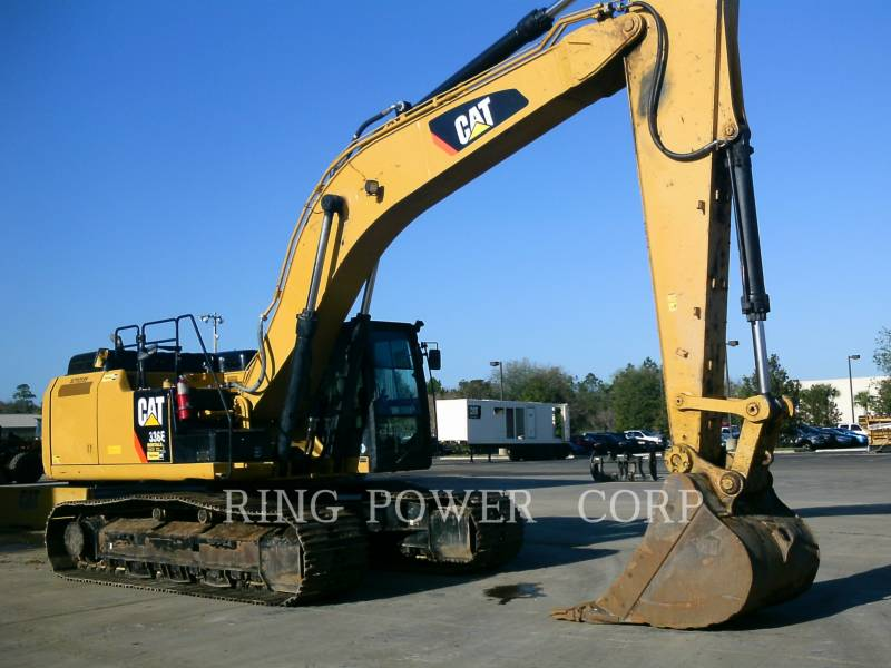 CATERPILLAR PELLES SUR CHAINES 336ELTC equipment  photo 1