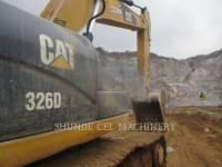 CATERPILLAR KETTEN-HYDRAULIKBAGGER 326D2L equipment  photo 1