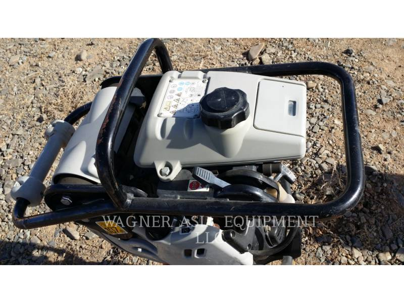 MULTIQUIP COMPACTORS MTX 60 HD equipment  photo 2