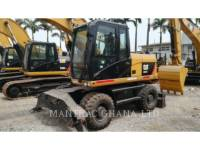 CATERPILLAR PELLES SUR PNEUS M317 D2 equipment  photo 4