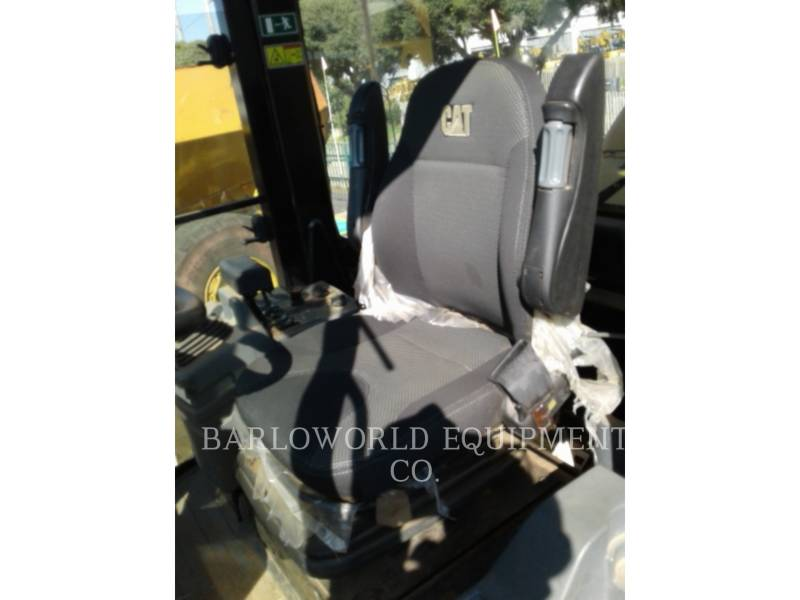 CATERPILLAR COMPATTATORE A SINGOLO TAMBURO VIBRANTE LISCIO CS-533E equipment  photo 6
