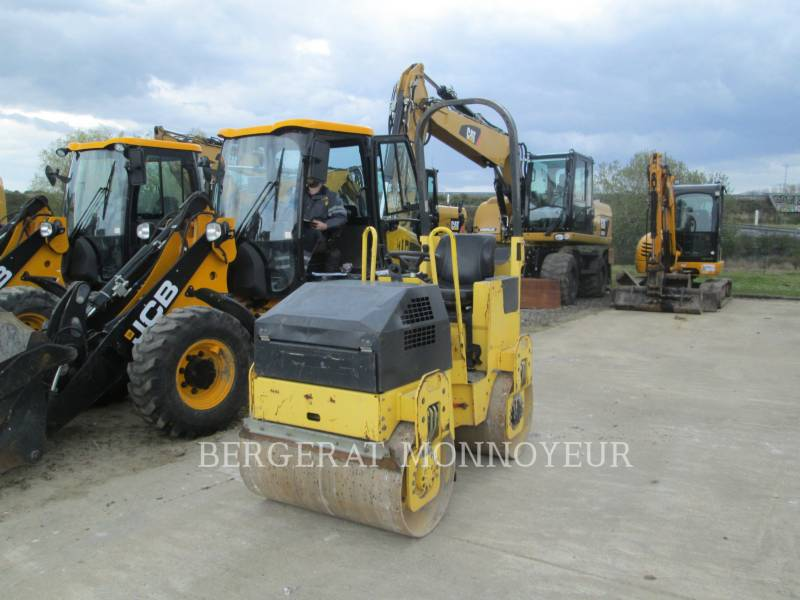 BOMAG COMPATTATORI BW100ADM2 equipment  photo 3