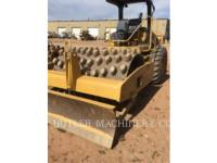 Equipment photo CATERPILLAR CP56 WT - COMPACTOR 1