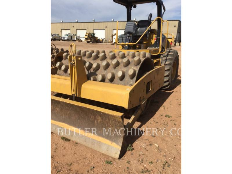 CATERPILLAR HERRAMIENTA: COMPACTADOR CP56 equipment  photo 1