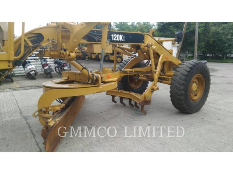 CATERPILLAR MOTOR GRADERS 120K2 equipment  photo 13