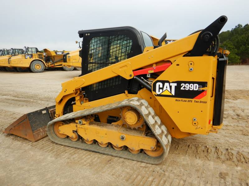 CATERPILLAR MULTI TERRAIN LOADERS 299D2 equipment  photo 5