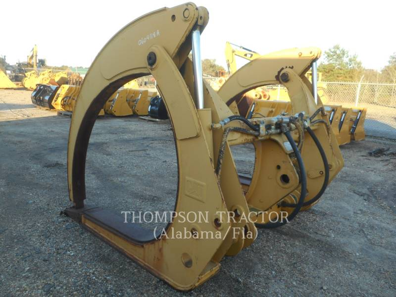 CAT WORK TOOLS (SERIALIZED) WT - FORKS 950 MILL YARD FORKS equipment  photo 2