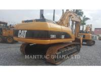 CATERPILLAR トラック油圧ショベル 330CL equipment  photo 5
