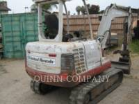 TAKEUCHI MFG. CO. LTD. TRACK EXCAVATORS TB135 equipment  photo 3