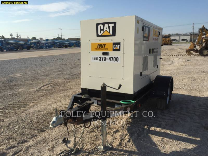 OLYMPIAN CAT PORTABLE GENERATOR SETS (OBS) XQ30 equipment  photo 3