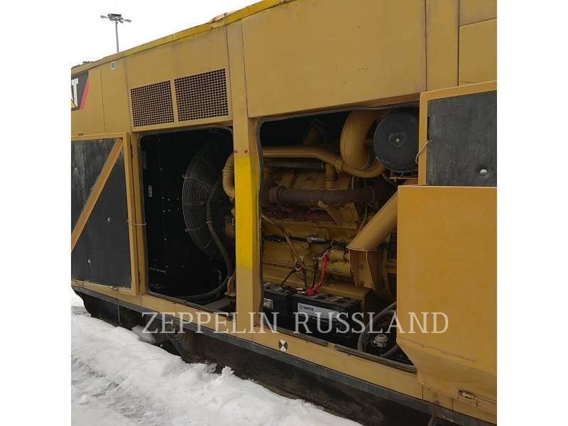 CATERPILLAR STATIONARY GENERATOR SETS 3412 EPG equipment  photo 4