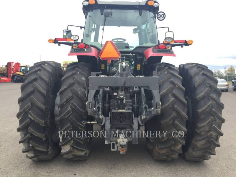 AGCO-MASSEY FERGUSON TRACTORES AGRÍCOLAS MF8650 equipment  photo 3