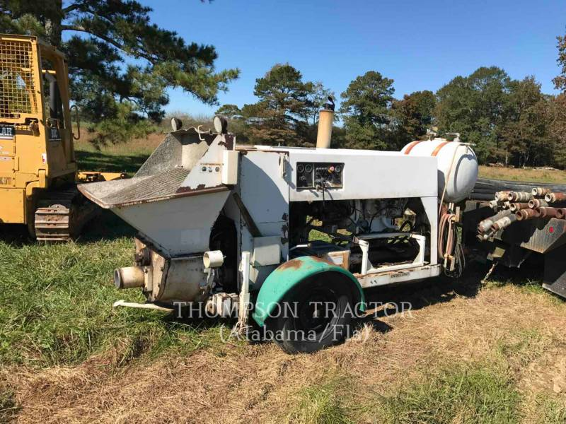 DODGE MISCELLANEOUS / OTHER EQUIPMENT DODGE 3500/SCHWING BPA450 equipment  photo 1