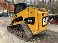 CATERPILLAR MULTI TERRAIN LOADERS 277C equipment  photo 4