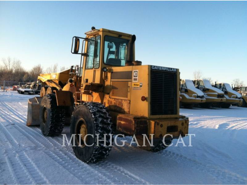 CATERPILLAR WHEEL LOADERS/INTEGRATED TOOLCARRIERS 936 equipment  photo 3