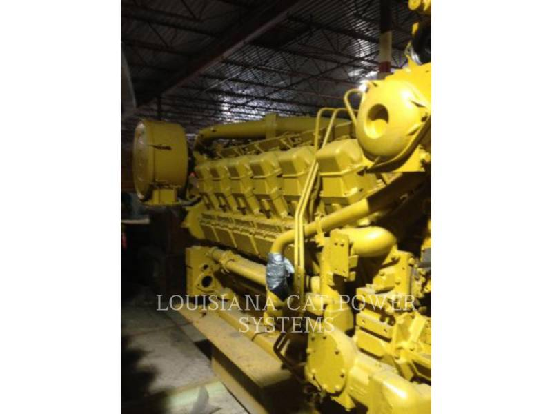 CATERPILLAR MARINE - PROPULSION 3512 MAR equipment  photo 2