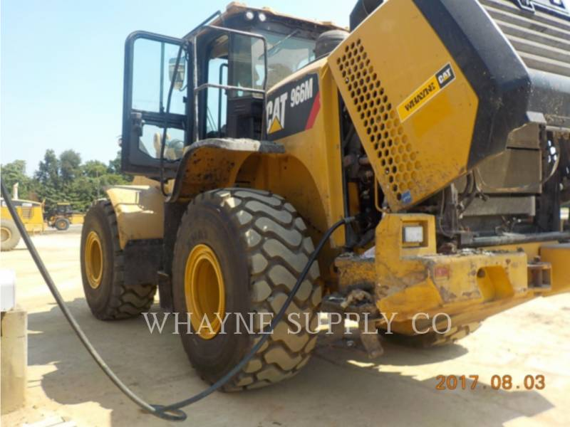 CATERPILLAR MINING WHEEL LOADER 966M equipment  photo 5