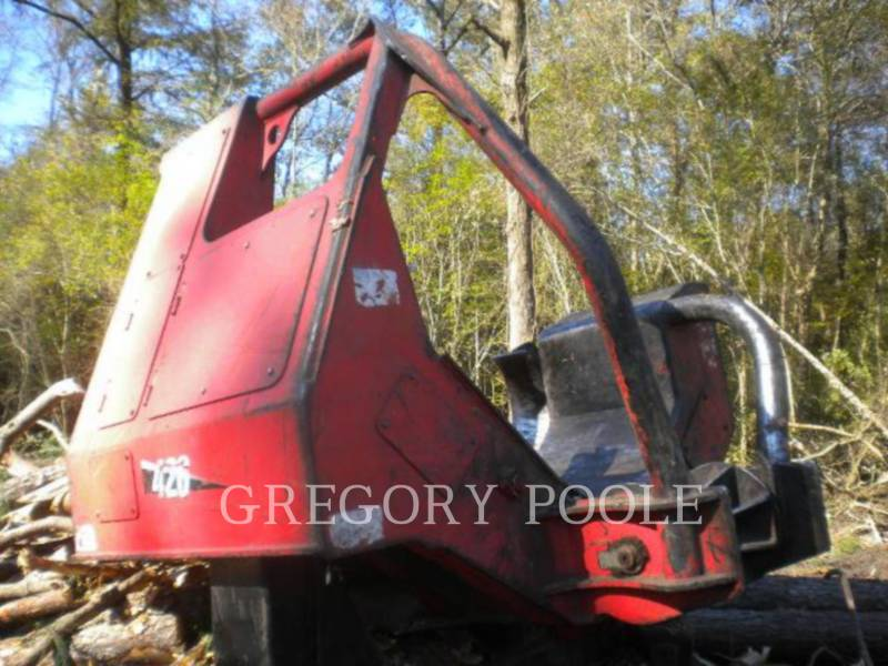 CATERPILLAR CARGADOR FORESTAL 559C equipment  photo 29