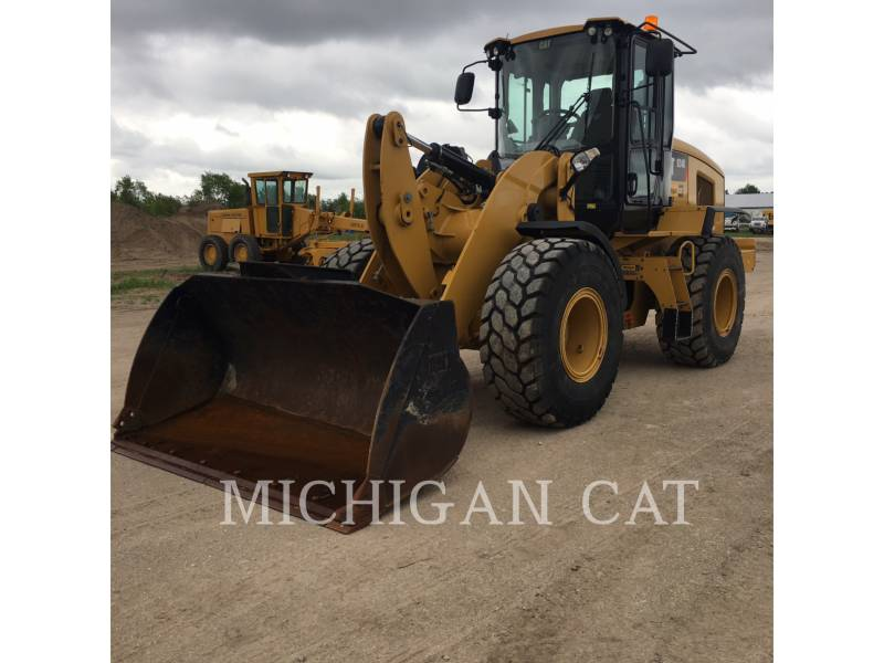 Caterpillar ÎNCĂRCĂTOARE PE ROŢI/PORTSCULE INTEGRATE 924K 3RQ equipment  photo 1