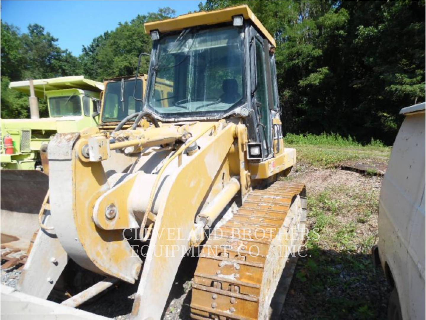 Detail photo of 2007 Caterpillar 953C from Construction Equipment Guide
