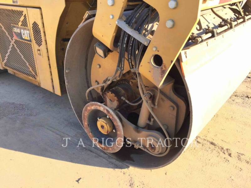 CATERPILLAR COMPACTADORES CD54B equipment  photo 22