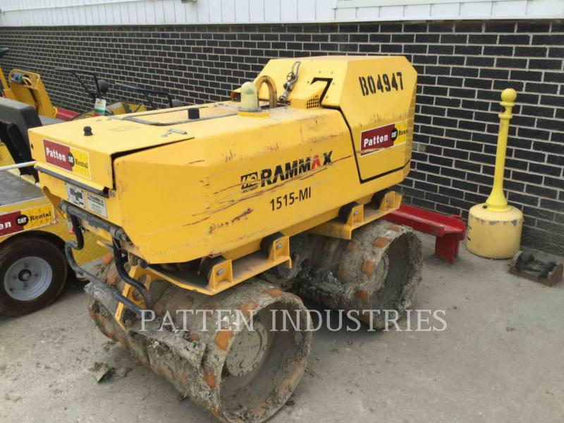 MULTIQUIP COMPACTORS 1515 equipment  photo 1