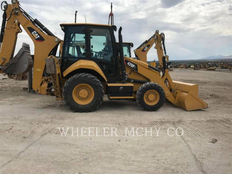 CATERPILLAR CHARGEUSES-PELLETEUSES 420F2 E equipment  photo 4