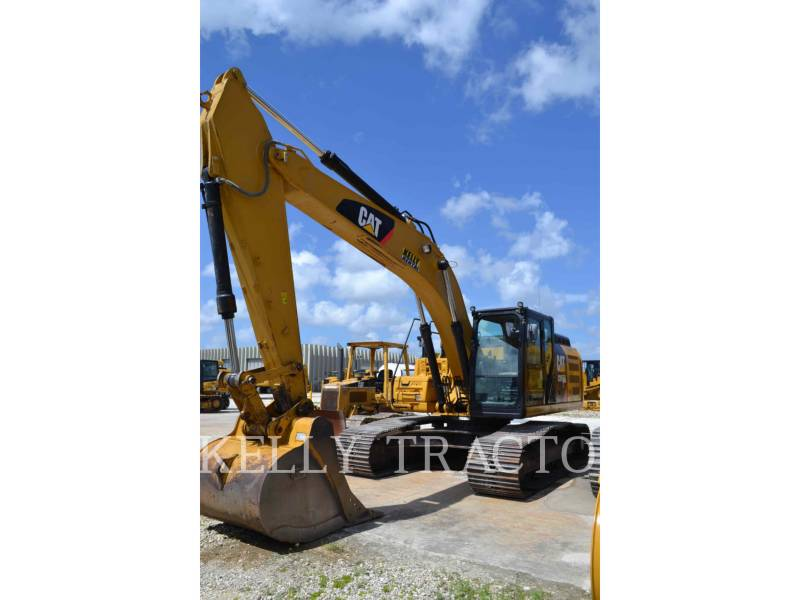 CATERPILLAR KOPARKI GĄSIENICOWE 326FL equipment  photo 4