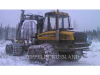 Equipment photo PONSSE BUFFALO 8W ATTIVITÀ FORESTALI - FORWARDER 1