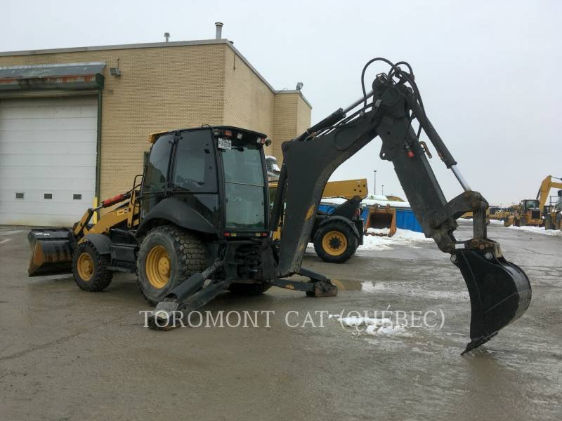 CATERPILLAR BAGGERLADER 420EIT equipment  photo 3