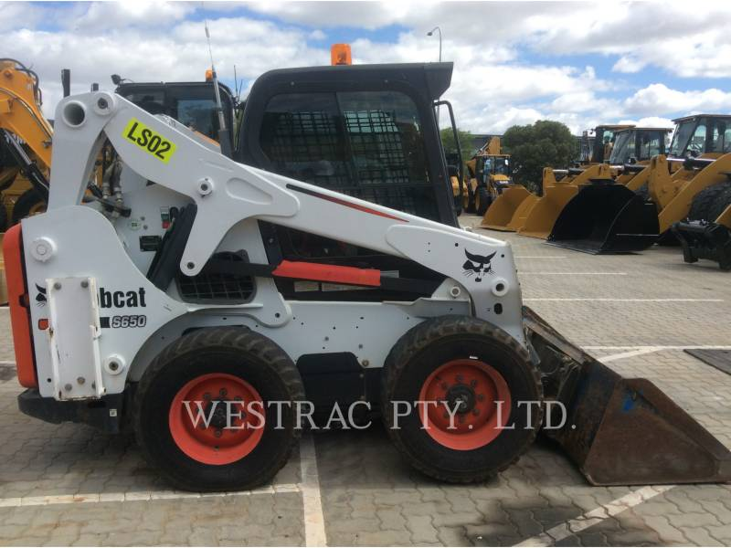 BOBCAT MINICARGADORAS S650 equipment  photo 6