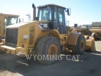 CATERPILLAR CARGADORES DE RUEDAS 962H equipment  photo 3