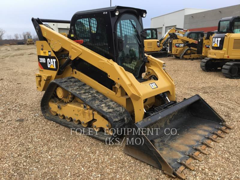 CATERPILLAR KOMPAKTLADER 289DSTD2CA equipment  photo 1