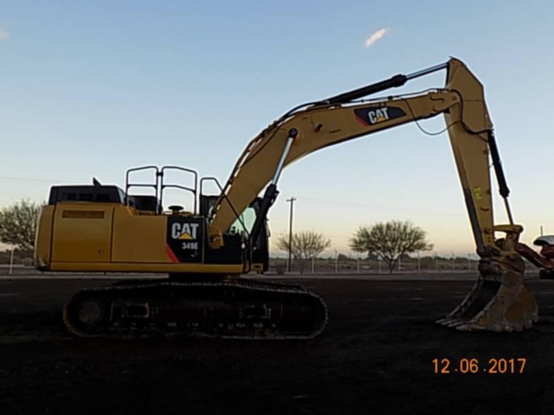 CATERPILLAR TRACK EXCAVATORS 349EL equipment  photo 6