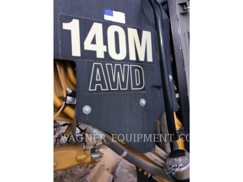 CATERPILLAR NIVELEUSES 140MAWD equipment  photo 6