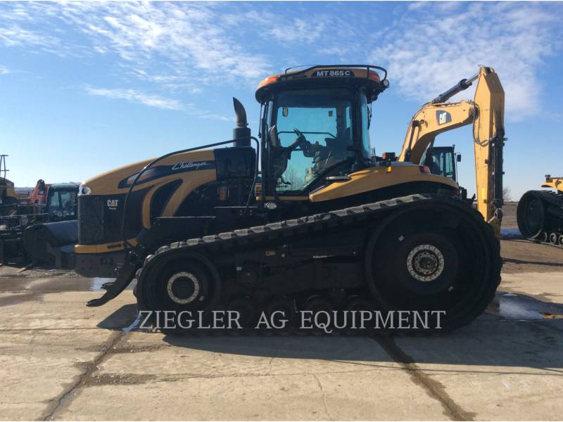 AGCO-CHALLENGER TRACTEURS AGRICOLES MT865C equipment  photo 9