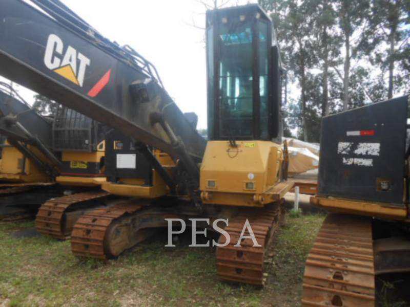 CATERPILLAR FORESTRY - LOG LOADERS 320DFMLLB equipment  photo 4