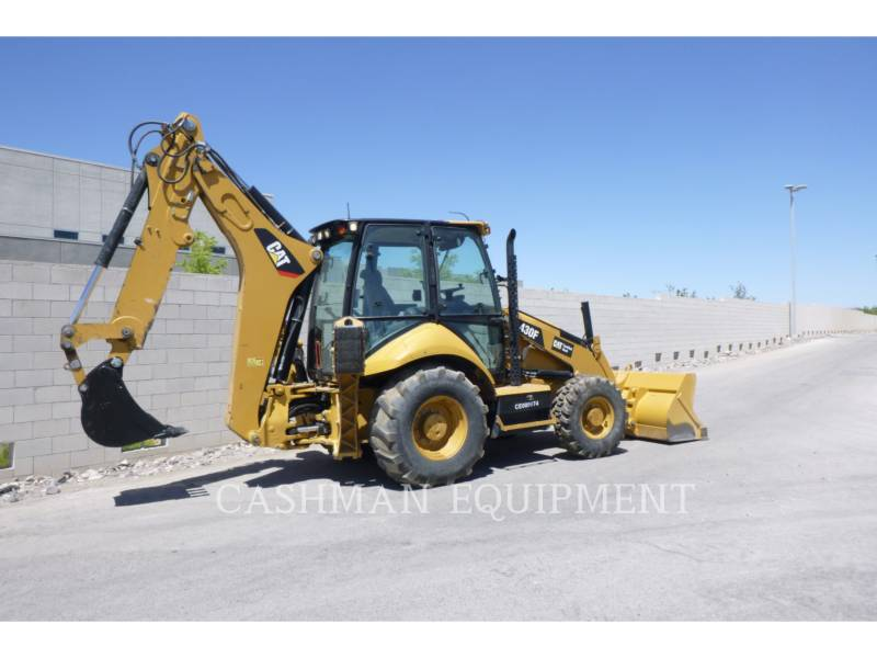 CATERPILLAR 挖掘装载机 430FST equipment  photo 4