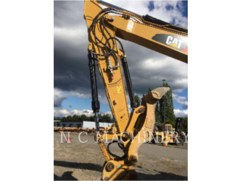 CATERPILLAR TRACK EXCAVATORS 314ELCR equipment  photo 7