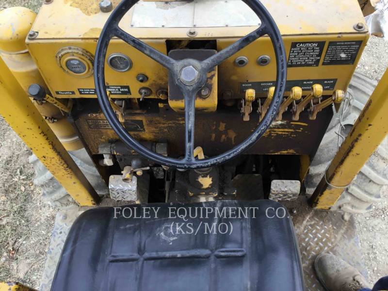 VERMEER TRENCHERS M470 equipment  photo 13