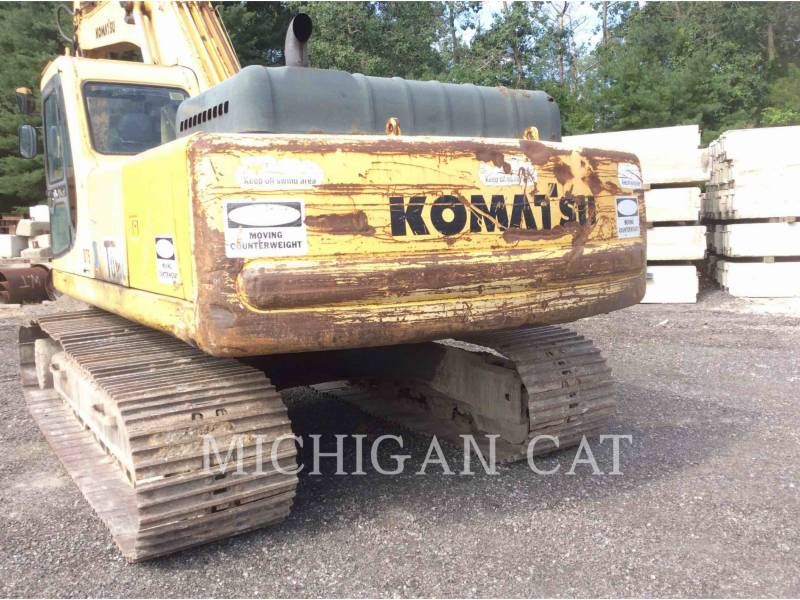 KOMATSU TRACK EXCAVATORS PC300 equipment  photo 17