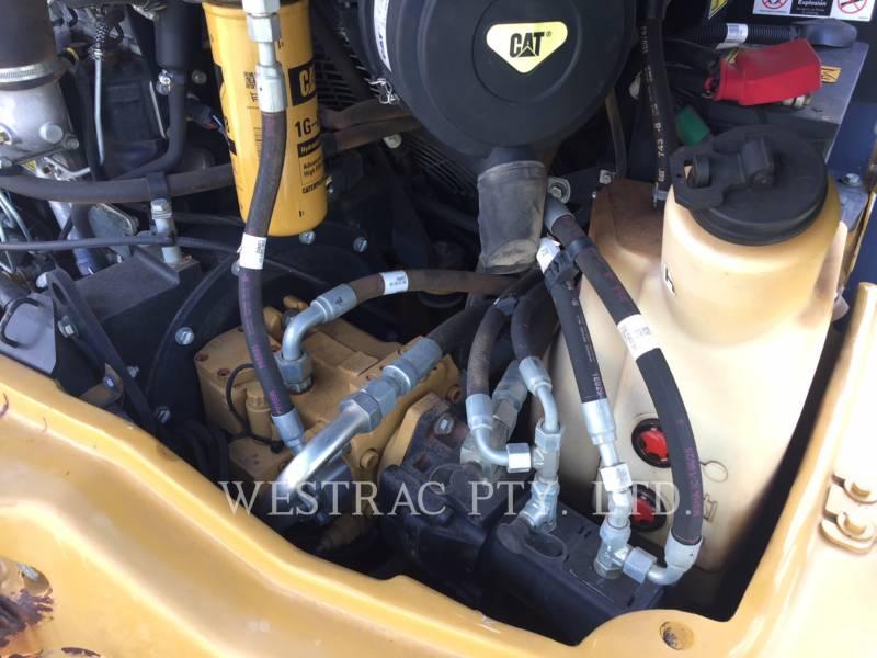 CATERPILLAR RADLADER/INDUSTRIE-RADLADER 906H equipment  photo 9